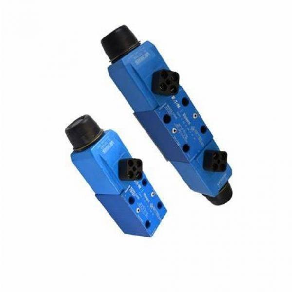 Distributeur hydraulique 7 sections Vannes directionnelle 2x Joystick 40L  #1 image