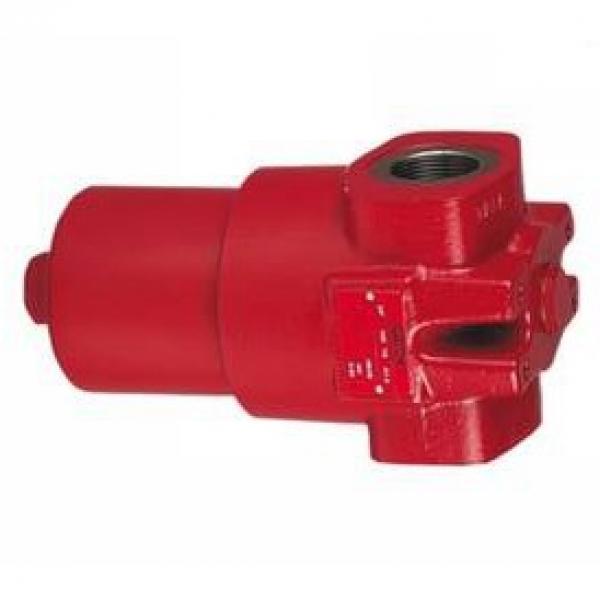 HYDAC BOSCH REXROTH remplacement filtre hydraulique élément R928006764 H9r6 8696707 #1 image