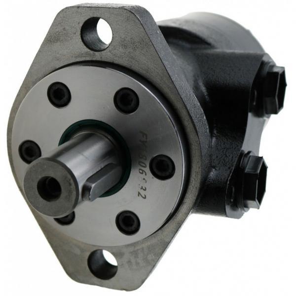 Hydraulique Moteur 201.4 Cc / Rev 4-hole 40mm Parallèle à Clé Arbre #2 image