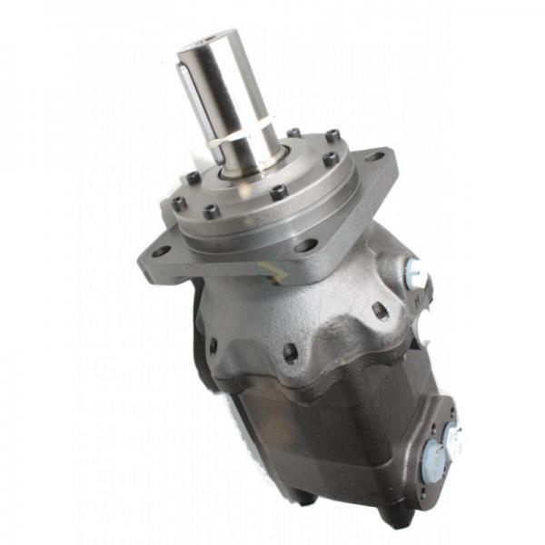 Hydraulique Moteur 201.4 Cc / Rev 4-hole 40mm Parallèle à Clé Arbre #3 image