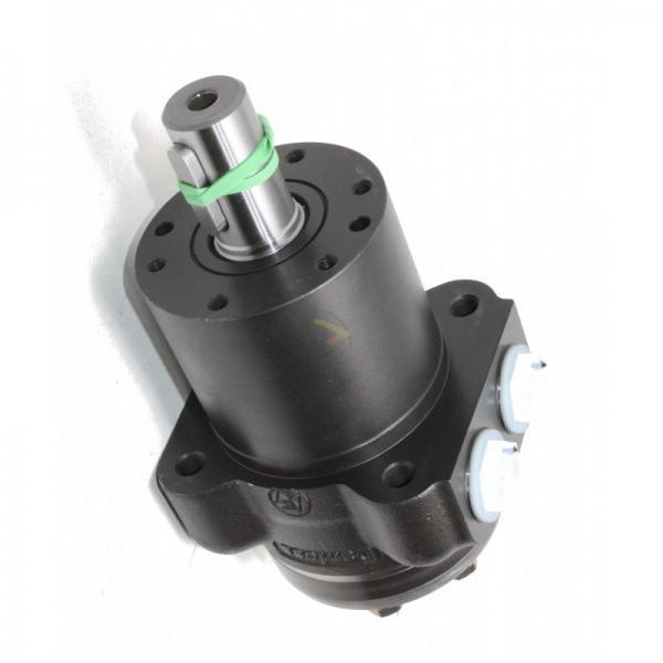 M + S MP moteur hydraulique 32 To 400cc, 25 mm arbre (Danfoss OMP/Adan VMP) #1 image