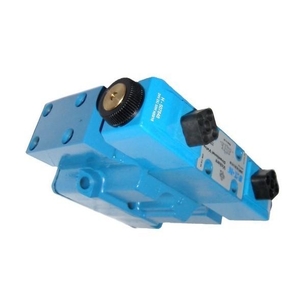 Distributeur hydraulique distributeur manuel distributeur agricole 120L/min 2Tr  #1 image