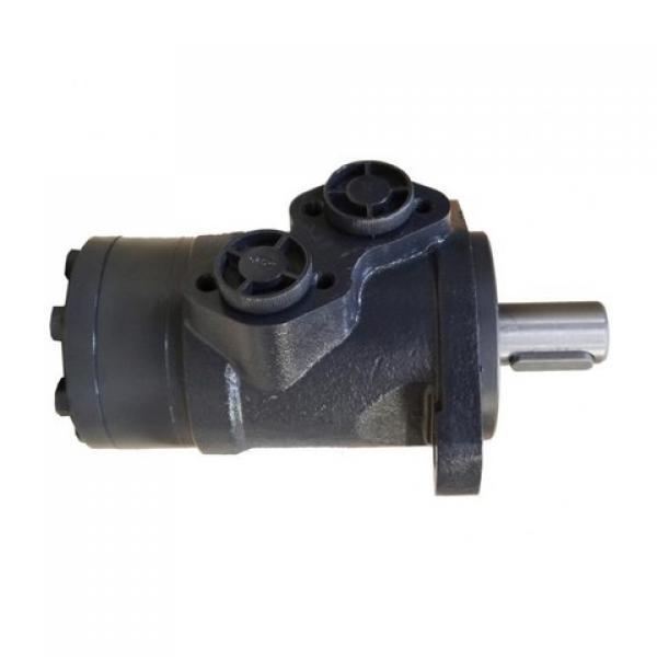 M + S eprmn 400 C moteur hydraulique 400CC (Danfoss OMR de remplacement) 25 mm arbre-EMRP 400 m #1 image