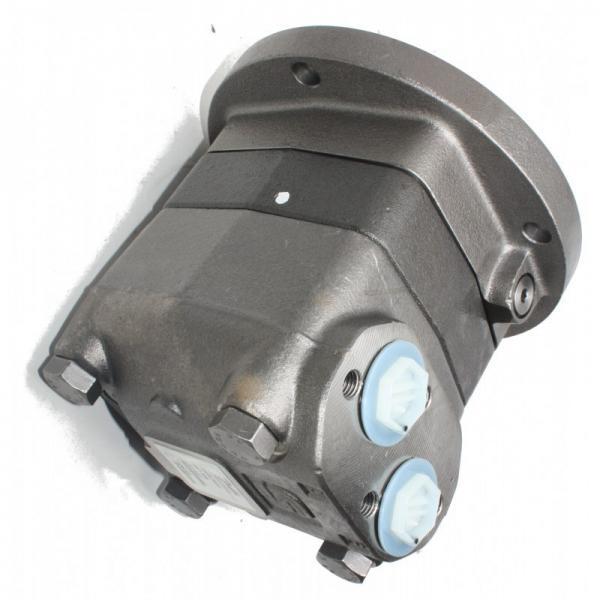 M + S EPM400C moteur hydraulique 400/CC (Danfoss OMP remplacement) 25 mm arbre-EMP400M #1 image